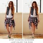 Stop chasing shadows…
