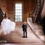 Fashion Clouds in Harper's Bazaar