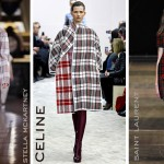 Fall/Winter trends for 2013/2014 Part I