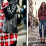 Trend Alert – The plaid shirt