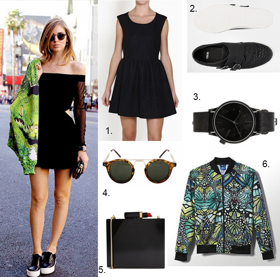 Bomber and lbd